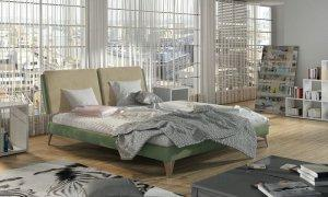 Łóżko tapicerowane nr 81238