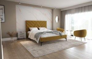Łóżko tapicerowane nr 81243