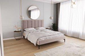 Łóżko tapicerowane nr 81244